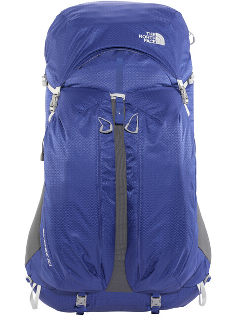 The North Face W's Banchee 50 Backpack Sodalite Blue/High Rise Grey